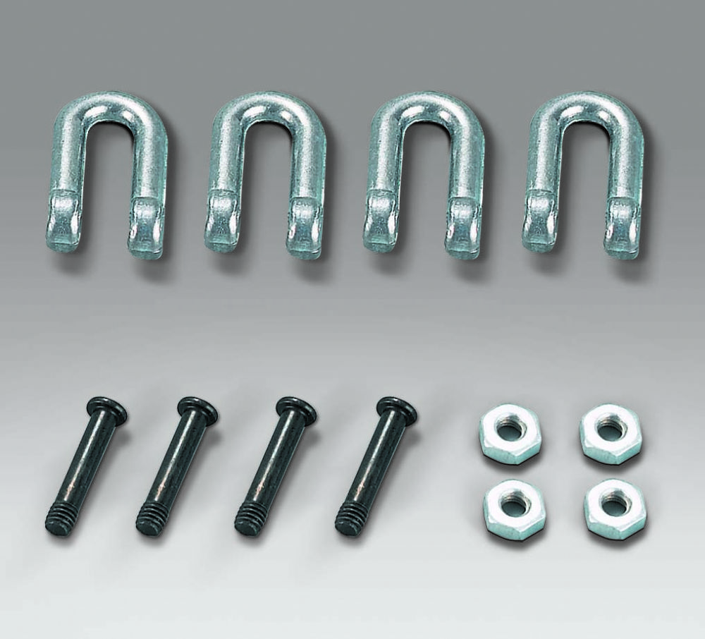 Taigen Metal Shackle Set For Heng Long Tiger 1 1 16 Scale